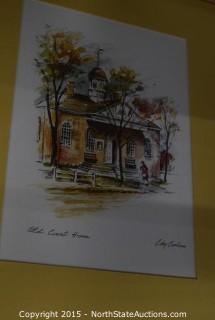 Paintings, Prints