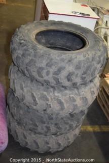 A TV Tires, Portable Air Tank