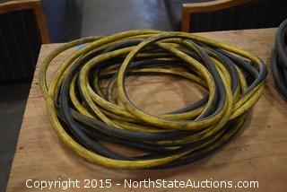 2 Heavy Duty Power Extension Cords