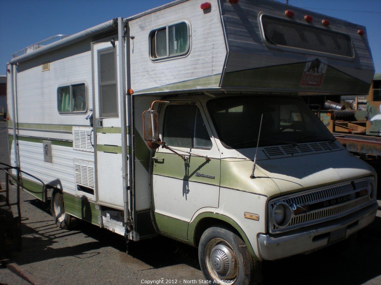 1973 Dodge Motorhome Wiring Diagram Motor Home Urban Interior North State Auctions Auction Small Animal Husbandry Breeding Rh Northstateauctions Com Motorhomes