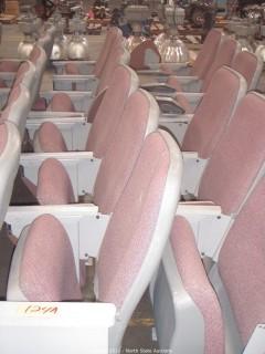 Lot of 19 Theater/Stadium Seats