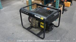 HOMELITE LR5500 11Hp 5000 Watt Generator for sale online ...