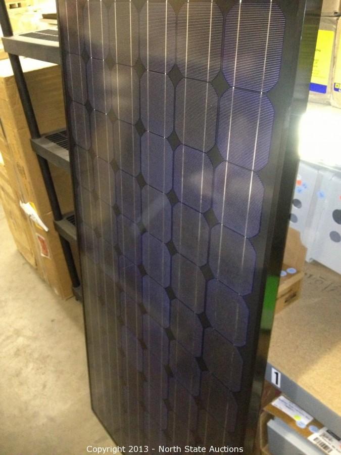 SOLAR POWERED AUCTION