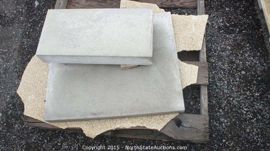 North State Auctions - Auction: Pre-cast Concrete Auction ...