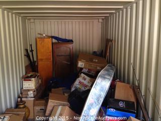 Storage Unit #5  8x20