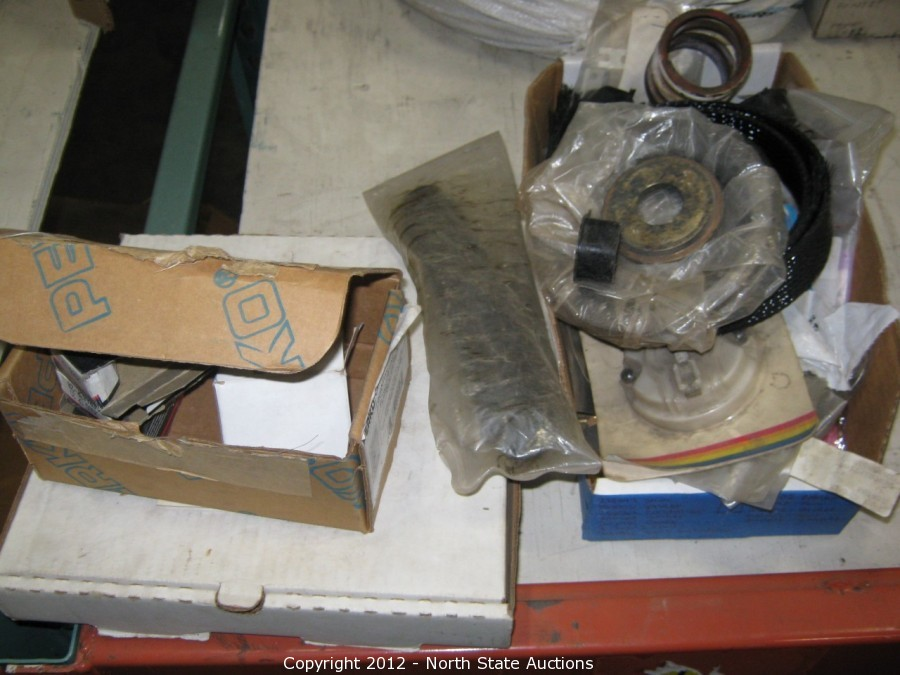 Marine and Boat Equipment Auction