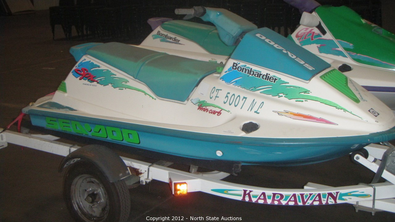 North State Auctions - Auction: Boats, Watercraft, Jet Skis