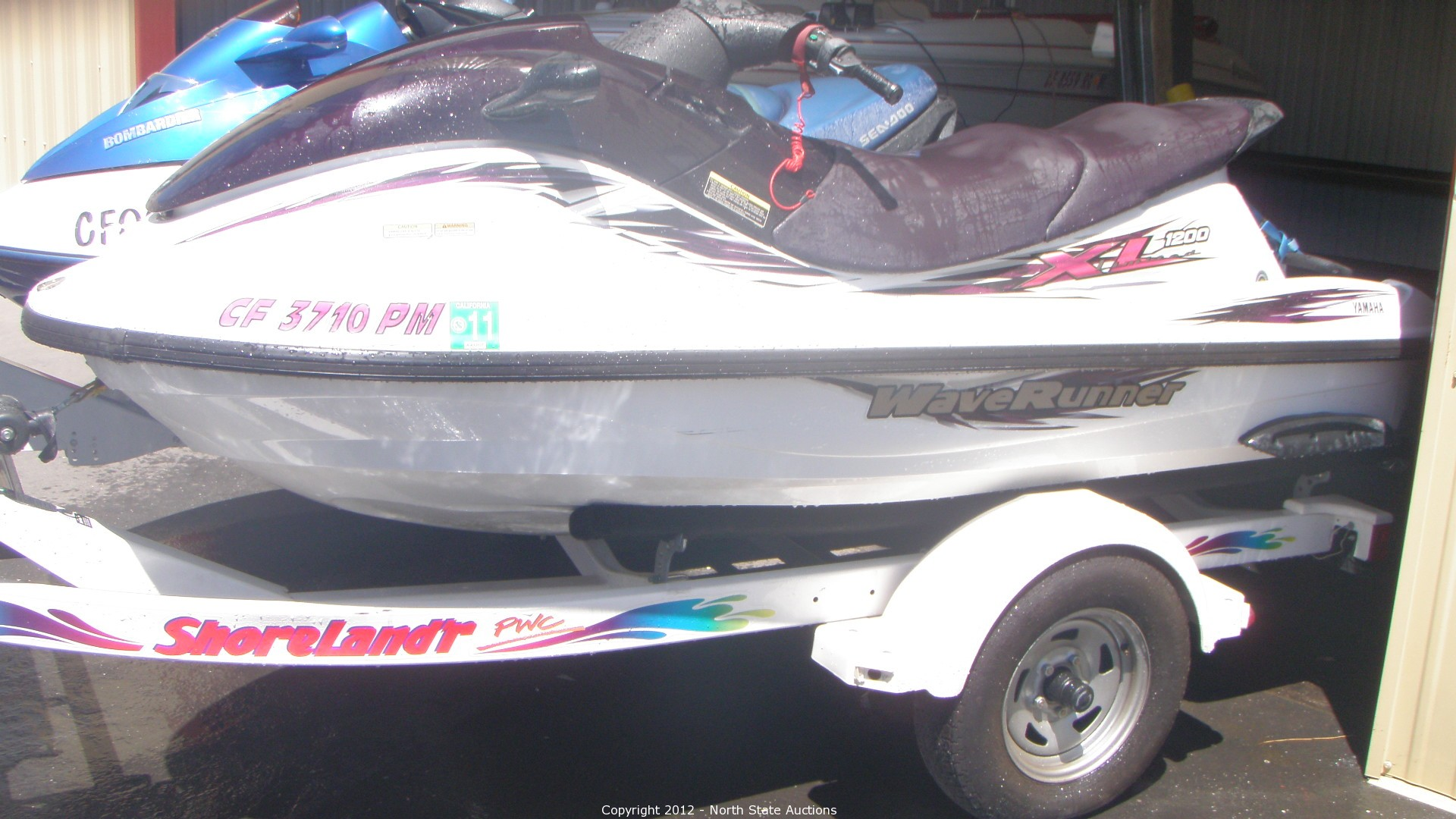 North State Auctions - Auction: Boats, Watercraft, Jet Skis, and