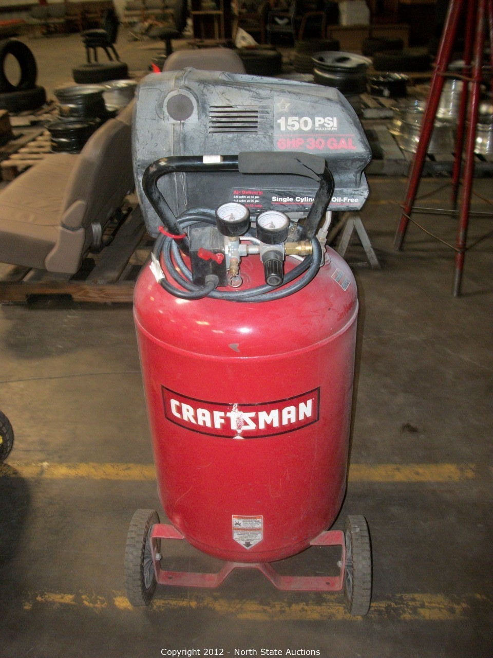 North State Auctions - Auction: Auto Repair Equipment
