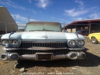 1959 Chevrolet Cadillac Sedan