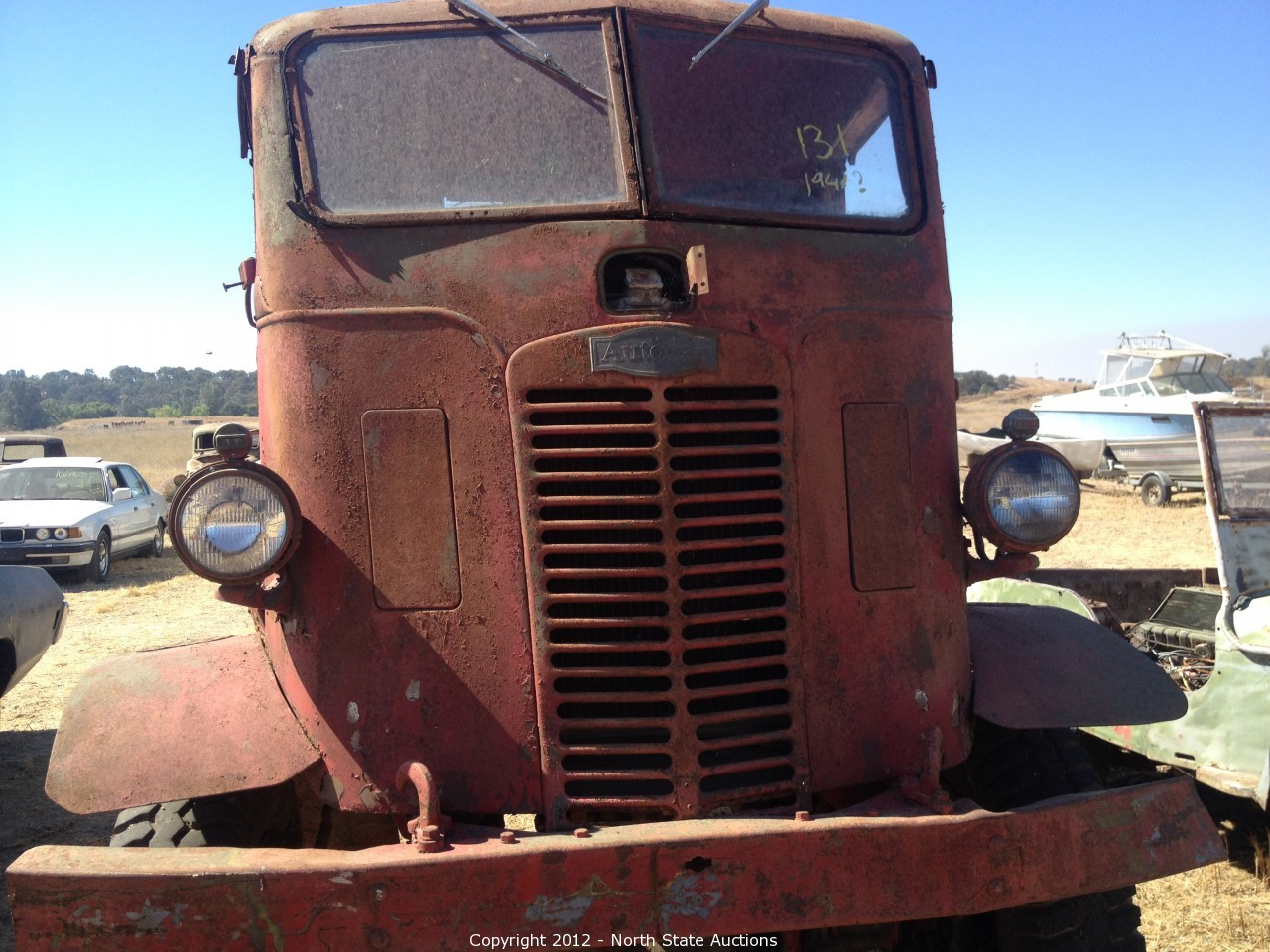 North State Auctions - Auction: Antique Car, Barn Finds, South-forty ...