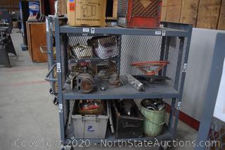 Lot of Vintage Auto Parts (S1}