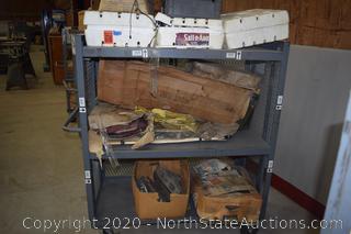 Lot of Vintage Auto Parts (W1)