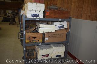Lot of Vintage Auto Parts (T1)