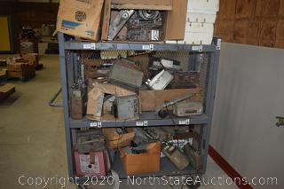 Lot of Vintage Auto Parts (H1)