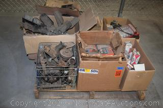 Lot of Misc Auto Parts and Accessories