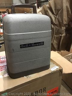 Bell And Howell 253 AX 8mm Home Movie Film Projector
