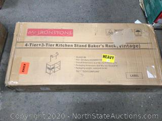 Kitchen Stand Bakers Rack