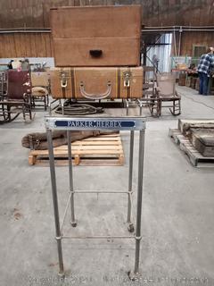 Antique Salon Equipment