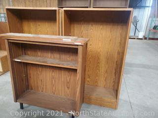Lot Of Bookcases