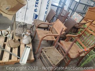 Lot Of Vintage/Antique Furniture