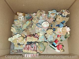 Lot Of Bear Figurines