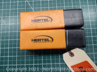"""Lot Of Hertel 1"""" Shank Tooling for Haas Lathe (A)"""