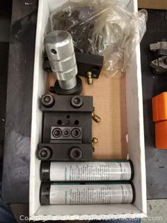 Lot Of Tooling holders for Haas Lathe  (A)