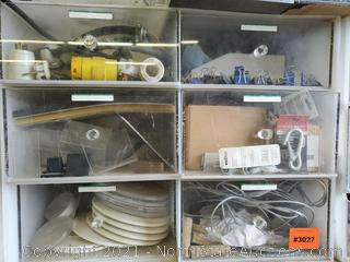 Storage Container with Contents (A)