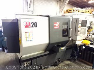 HAAS ST 20 CNC Lathe (A)