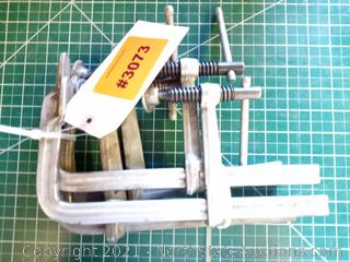 Lot Of Bessey Clamps (A)