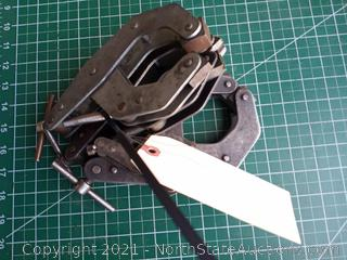 Lot Of Kant Twist Clamps (A)