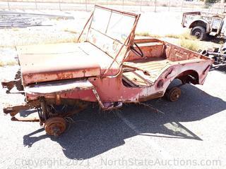 CJ2 Willys Jeep