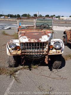 Dodge M37 Miliatry Vehicle