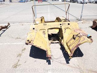 M151 Jeep Body Tub