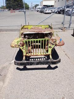 MB ? Jeep Body Tub