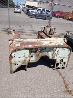 M38A1 Military Jeep Body Tub