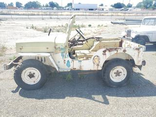 Cj3b Willy Jeep