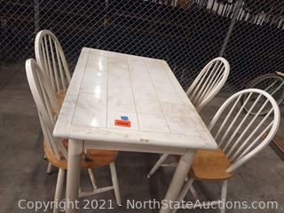 Lot of Table and Chairs