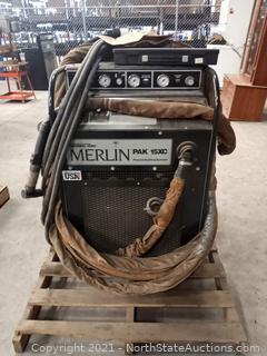 Thermal Arc Merlin Plasma Cutting System