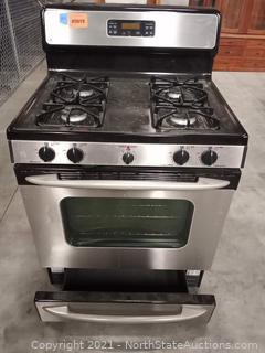 GE Profile Gas Stove/Oven
