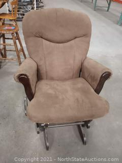 Shermag Glider Chair