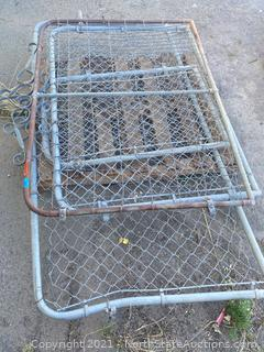 Lot of Chain-link Gates