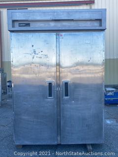 Lucks Commercial Refrigerator