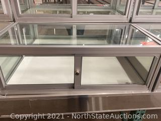 Locking Display Cabinet