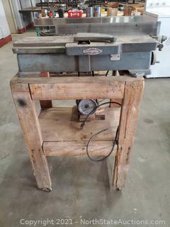 Craftsman Jointer