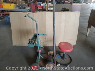 Tank Cart/Dolly/Work Stool