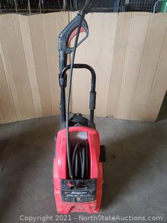 Snap-On Pressure Washer