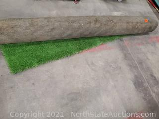 Roll Of Artificial Grass