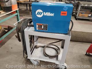 Miller Welder and Cart
